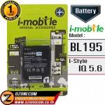 แบตเตอรี่ i-mobile BL-195 IQ 5.6