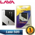 แบตเตอรี่ AIS - Lava 505 (LEB108)