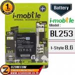 แบตเตอรี่ i-mobile BL-253 i-Style 8.6