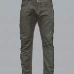 กางเกงขายาว - สีเขียวขี้ม้า