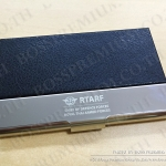 Premium ตัวอย่างผลงาน Premium ตลับนามบัตร กองทัพไทย By Boss Premium Group Line ID : @BossPremium E-mail : BossPremium@Gmail.com