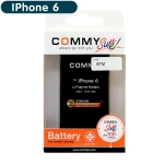 Battery IPhone 6 (COMMY)