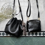 KEEP ( Classy Bucket Bag With Bear Key )