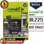 แบตเตอรี่ i-mobile BL-225 iQX Slim 2