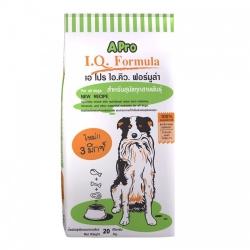 อาหารสุนัข Apro Formula 3Mix 20 กิโลกรัม ส่งฟรี