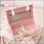 """กระเป๋าสะพายดีไซน์วินเทจ UNIWALKER """"Pink Blossom"""" Beautiful Floral for Summer 2017 Luggage&Suitcase Korean&Japanese Style หนัง PU คุณภาพดี มี 3 ไซส์ ได้แก่ 13"""", 16"""" และ 18"""" (Pre-order)"""