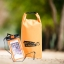 ชุด Set ซองกันน้ำมือถือใหญ่ (6 นิ้ว) สีส้ม + กระเป๋ากันน้ำ Penguin Bag ขนาด 10 ลิตร thumbnail 3