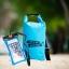ชุด Set ซองกันน้ำมือถือใหญ่ (6 นิ้ว) สีฟ้า + กระเป๋ากันน้ำ Penguin Bag ขนาด 10 ลิตร thumbnail 1