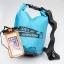 ชุด Set ซองกันน้ำมือถือเล็ก (4.7 นิ้ว) สีส้ม + กระเป๋ากันน้ำ Penguin Bag ขนาด 5 ลิตร thumbnail 1