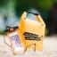 ชุด Set ซองกันน้ำมือถือเล็ก (4.7 นิ้ว) สีส้ม + กระเป๋ากันน้ำ Penguin Bag ขนาด 5 ลิตร thumbnail 3