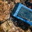 M-45C ซองกันน้ำโทรศัพท์มือถือขนาดไม่เกิน 4.5 นิ้ว สีฟ้า thumbnail 11