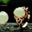 แหวนหยก nephrite สีงาช้าง