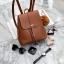 KEEP Suprem Backpack ( Classic Brown ) thumbnail 2