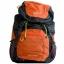 Gotrek ฺB-40C กระเป๋าเป้พับได้ น้ำหนักเบา สีส้ม thumbnail 2
