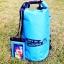 ชุด Set ซองกันน้ำมือถือใหญ่ (5.5 นิ้ว) สีฟ้า + กระเป๋ากันน้ำ Penguin Bag ขนาด 10 ลิตร thumbnail 1