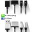สายชาร์จ 3 in 1 Earldom IPhone4+IPhone6+Micro USB thumbnail 2