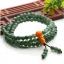 สร้อยหยกพม่าสีเขียว