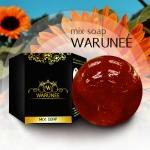 warunee mix soap ขนาด 100 กรัม (ก้อนทรงลูกบอล)