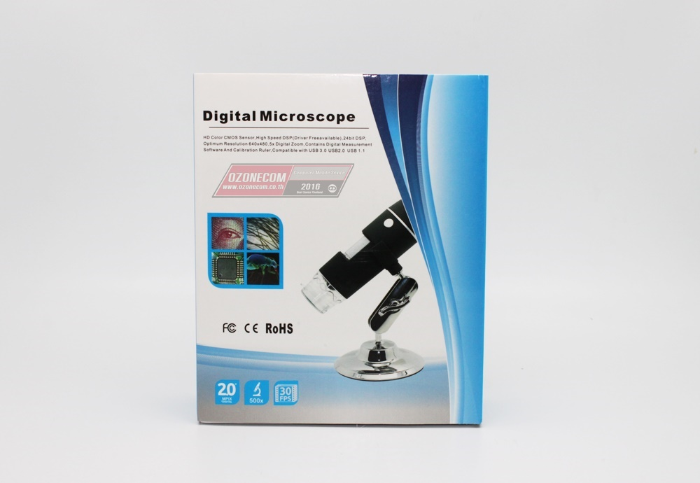 Rohs usb digital microscope drivers