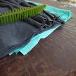 เศษผ้าสีA5-A4