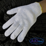 ถุงมือผ้าทอ 6 ขีด