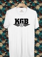 BP479 เสื้อยืด KGB