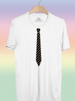 BP150 เสื้อยืด เนคไท #5