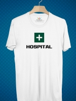 BP61 เสื้อยืด Hospital