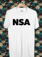 BP480 เสื้อยืด NSA