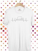 BP242 เสื้อยืด Elephant Heartbeats