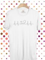 BP240 เสื้อยืด Lion Heartbeats