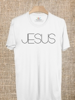 BP310 เสื้อยืด JESUS #6
