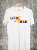 BP171 เสื้อยืด GAME OVER #5