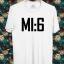 BP481 เสื้อยืด MI:6 thumbnail 1