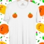 BP377 เสื้อยืด ส้ม thumbnail 1