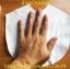 เศษผ้าขาวปึก ขนาดฝ่ามือ เนื้อเรียบ thumbnail 1