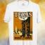 BP130 เสื้อยืด Retro City : Texas thumbnail 1
