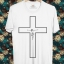 BP82 เสื้อยืด Cross Jesus thumbnail 1