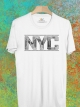 BP232 เสื้อยืด NYC