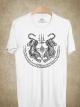 BP101 เสื้อยืด ยันต์เสือเผ่น(พยัคฆคู่)