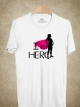 BP386 เสื้อยืด I AM HERO