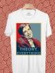 BP368 เสื้อยืด Stephen Hawking