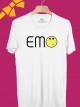 BP338 เสื้อยืด EMO ฉงน