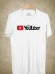 BP383 เสื้อยืด I AM YouTuber