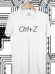 BP561 เสื้อยืด Ctrl+Z