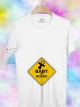 BP427 เสื้อยืด BABY in ครรภ์ #5
