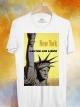 BP122 เสื้อยืด Retro City : New York