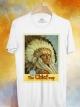 BP128 เสื้อยืด Retro City : Santa Fe