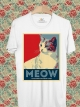 BP94 เสื้อยืด MEOW