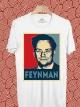 BP370 เสื้อยืด Richard Feynman